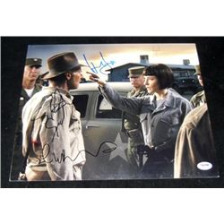 Indiana Jones and Kingdom of the Crystal Skull (2008) Cast Autographed Photo
