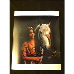 The Neverending Story Photo Signed by Noah Hathaway