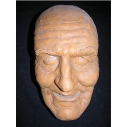 Lifecast/Mask of Don Post