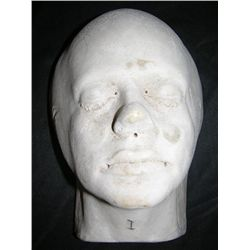 Lifecast of Michele Scarabelli