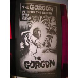 The Gorgon  Negative