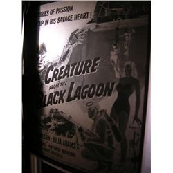 Creature from the Black Lagoon  Negative