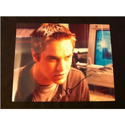Final Destination 5 Photo Signed by Devon Sawa