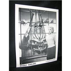 It Conquered the World Autographed Photo