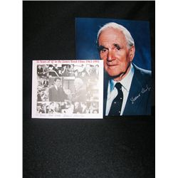 Desmond Llewelyn Signed Photos