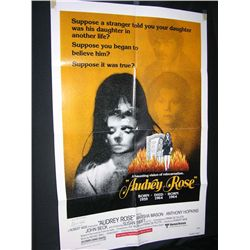 Audrey Rose (1977) Signed One Sheet Poster