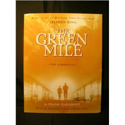 The Green Mile Large Autographed Sign