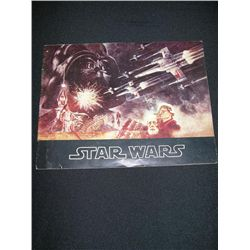 Star Wars Souvenier Program