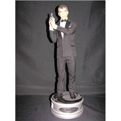 James Bond Resin Figure