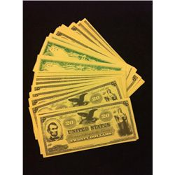 Back To the Future Part III Prop Money