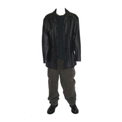 Arnold Schwarzenegger Screen Worn End of Days Costume