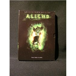 Aliens (1986) Autographed DVD Set