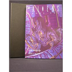 Aliens Book One Signed Graphic Novel