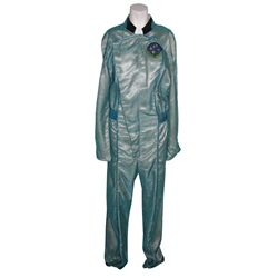 Blue Outer Space Costume