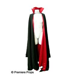 Duncan Regehr Dracula Cape from The Monster Squad