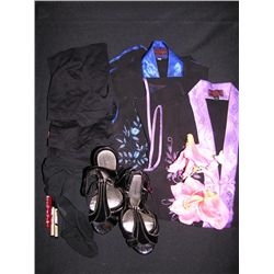 2001 Maniacs: Field of Screams China Rose (Kathryn Le) Movie Costumes