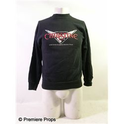 Christine (1983) Arnie (Keith Gordon) Personal Crew Sweatshirt