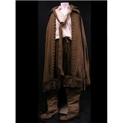 Three Musketeers D'Artagnan (Logan Lerman) Hero Costume
