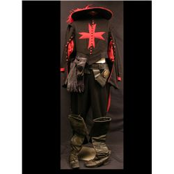 Three Musketeers Cardinal Guard Costume