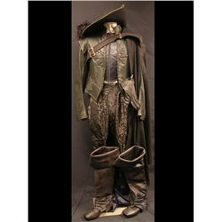 Three Musketeers Aramis (Luke Evans) Hero Costume