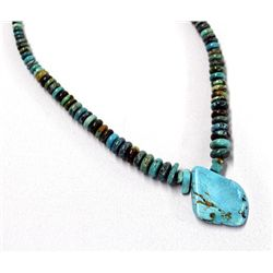 Southwestern Turquoise Necklace