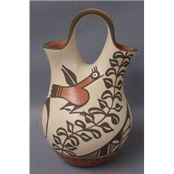 ZIA POTTERY WEDDING VASE