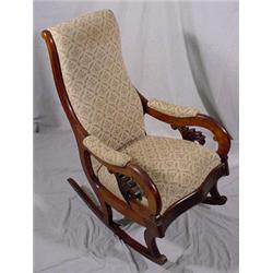 sc 1 st  iCollector.com : victorian rocking chair styles - Cheerinfomania.Com