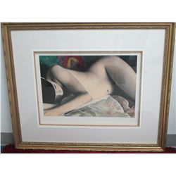 Burnett, Allison: SLEEPING CHILD: Size: 32x42
