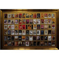 Entertainment: ACADEMY AWARDS:Academy Awards Best Motion Picture Winner Display- all 83 years.
