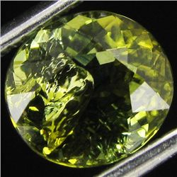 1.78ct Green Tourmaline Oval (GEM-33448B)