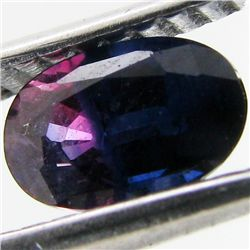 0.71ct Fancy Color Sapphire Oval (GEM-29341I)