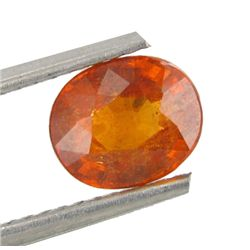 1.29ct Fanta Orange Mandarin Garnet (GEM-29151A)