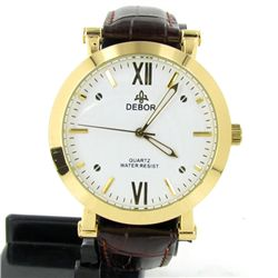 Brand New Quartz Movement Gift Watch (WAT-258)