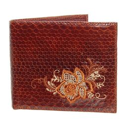 Unisex Sea Snake Wallet (ACT-239)