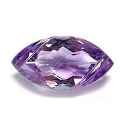 .8ct. Marquise Natural Amethyst 10mm (GMR-0130)