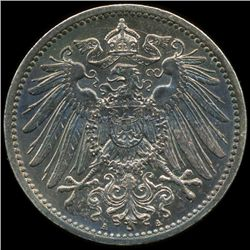 1914A Germany 1M MS63 (COI-9894)