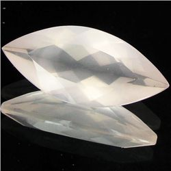 17.40ct Clear Misty Moonstone Cut Marquise (GEM-32009)