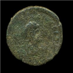 300AD Roman Bronze Coin Higher Grade (COI-9407)