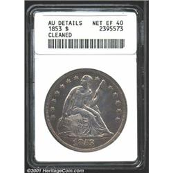 1853 S$1--Cleaned--ANACS.