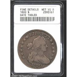 1800 S$1--Date Tooled--ANACS.