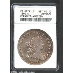 1800 S$1--Repaired, Whizzed--ANACS.
