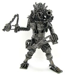 Artist Crafted Movie Figure From Steel (CLB-932)
