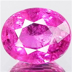 13.8ct  Genuine Cuprian Top Pink Tourmaline (GEM-33326)