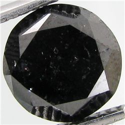 3.05ct Clean Black Diamond Oval (GEM-31106)