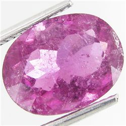 4.62ct  Top Purple Pink Cuprian Tourmaline  (GEM-29389)