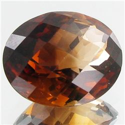29.37ct Clean Natural Imperial Topaz  (GEM-28191)