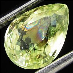 1.2ct Cuprian Tourmaline Pear (GEM-29994A)