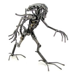 Artist Crafted Movie Figure From Steel (CLB-926)