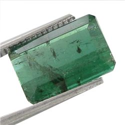 4.92ct Brasilian Tourmaline Neon Green (GEM-24680)