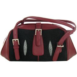 High End Ladies Stingray Handbag Purse (ACT-282)